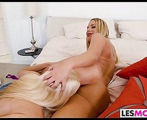 Jeni Juice gets seduced by mom Olivia Austin