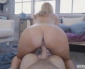 Janna having sex with stepson