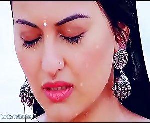 Sonakshi Sina-Boobs Showing R.Rajkumar Movies