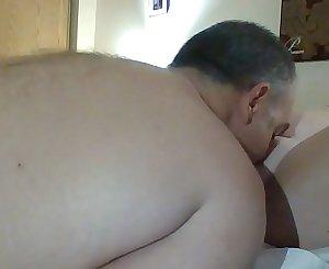 farrah having pussy slurped