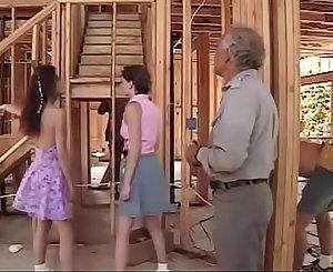 Construction Site Group sex