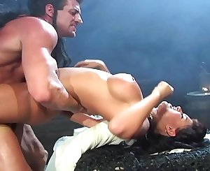 Darkkos GIrls Big Tit Eva Rides Big Cock