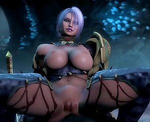 Isabella Valentine Gets FUCKED Hard! - Soul Calibur SFM Porn Compilation Best of 2018 (Sound)