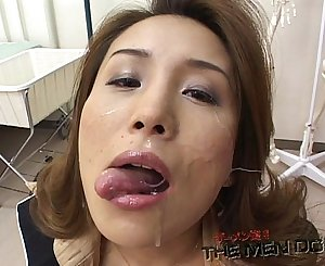 Japanese bukkake uncensored