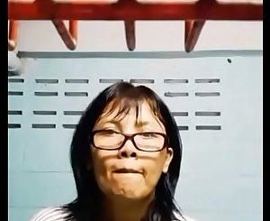 Asian old slutty